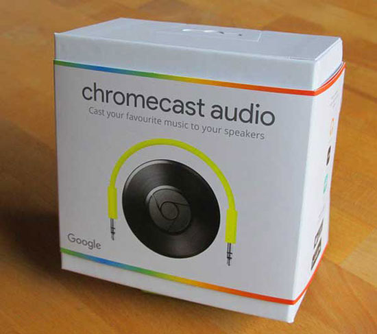 how to connect sonos with chromecast
