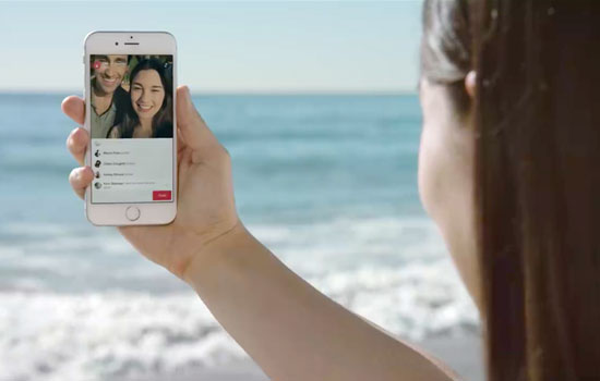 Lekker facebook video op je tv kijken