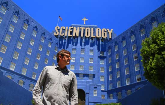 Louis Theroux film Scientology