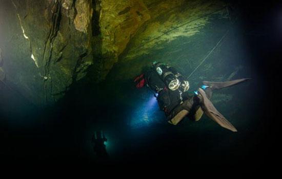 Zo ziet deze grot eruit