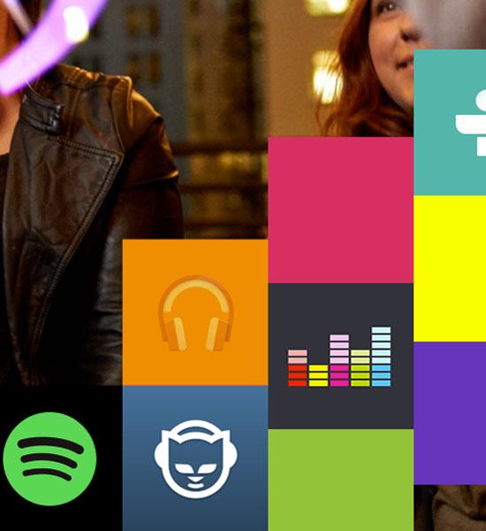 Met de juiste apps luister je heel makkelijk naar muziek op al je speakers