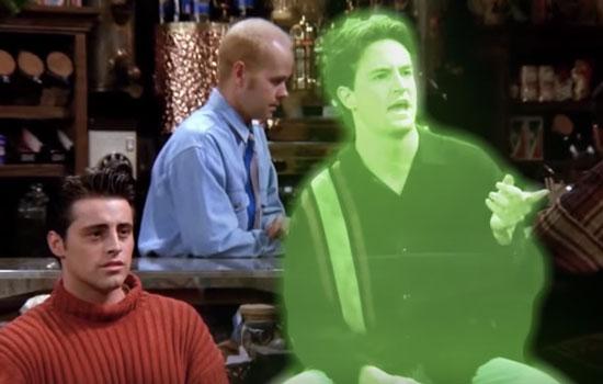 Nieuwe aflevering van Friends opgedoken