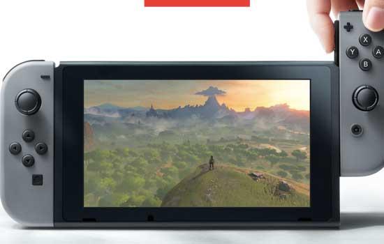 Dit is de nieuwe Nintendo Switch