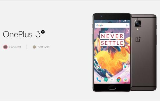 OnePlus 3T gelekt