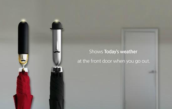 Opus One paraplu