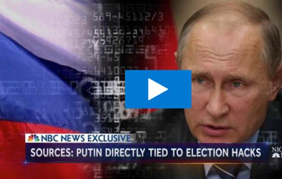 Poetin heeft de verkiezingen gehackt