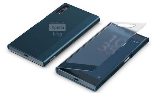 foto's Xperia XZ en X Compact gelekt