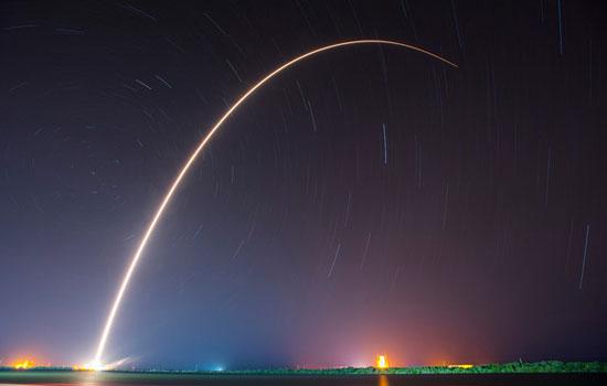 Space X wil binnen tien jaar naar mars