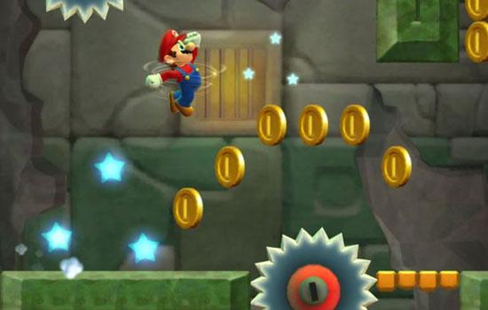 Super Mario heeft altijd internet nodig