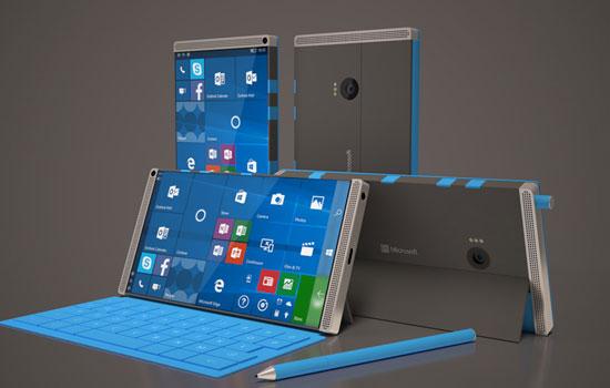 Microsoft Surface telefoon