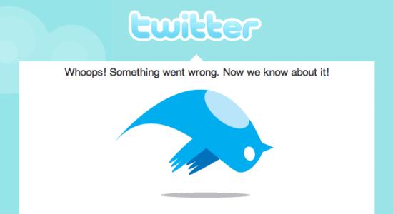 Twitter redden van de ondergang