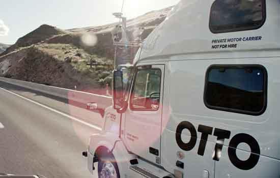 Deze truck gaat straks zelfstandig rijden in de VS