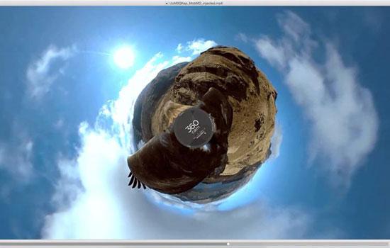 VLC heeft 360-graden video