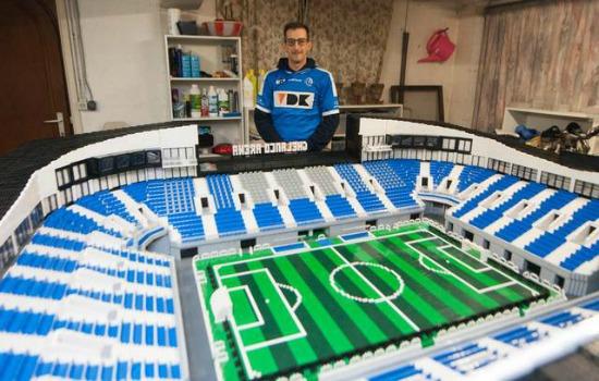 voetbalfan lego stadion
