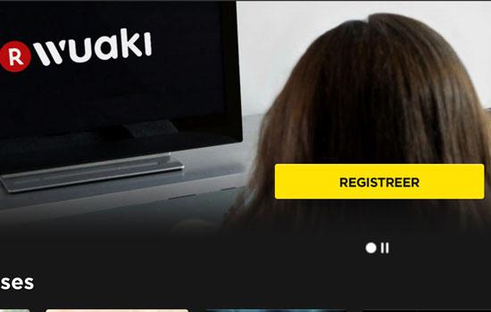 Wuaki.tv naar nederland