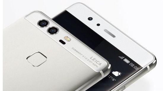 Huawei presenteert de P9 en de P9 Plus