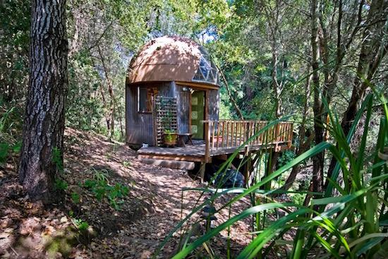 Het populairste verblijf op Airbnb staat in Amerika