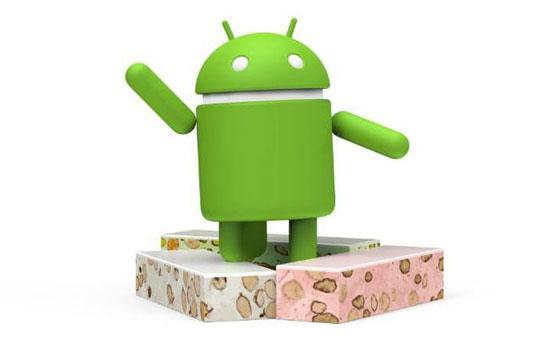 'Android Nougat komt over een maand uit