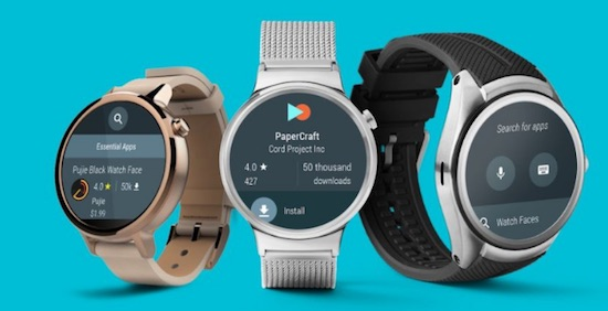 Release android wear 2 vertraagd