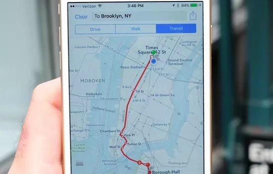 Hierdoor wordt Apple Maps beter dan Google Maps