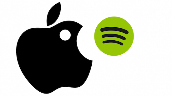 Apple vs. Spotify