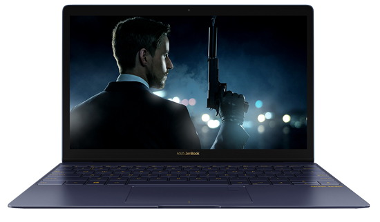 Asus Zenbook 3 is dunner dan de Macbook