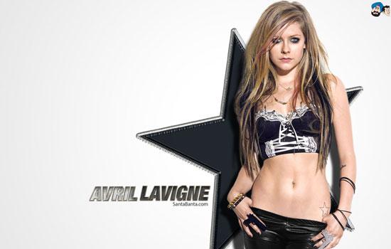 Avril Lavigne is boos op Zuckerberg