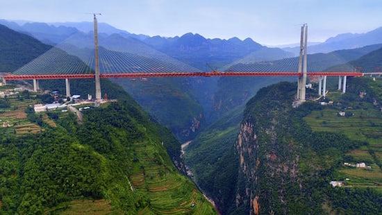 Beipanjiang Bridge Duge