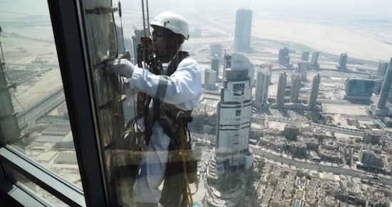 Burj Khalifa Led