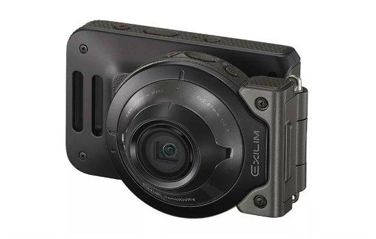 Deze camera heeft minder pixels dan de eerste iPhone