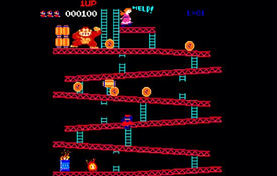 Zo vestig je een nieuw puntenrecord in Donkey Kong