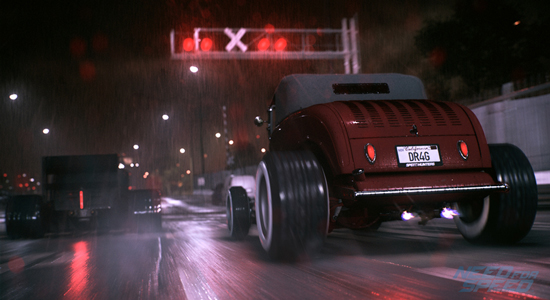 Need for Speed krijgt dragraces en twee Hot Rods