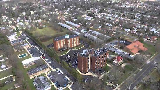 Drone beelden vanuit de lucht