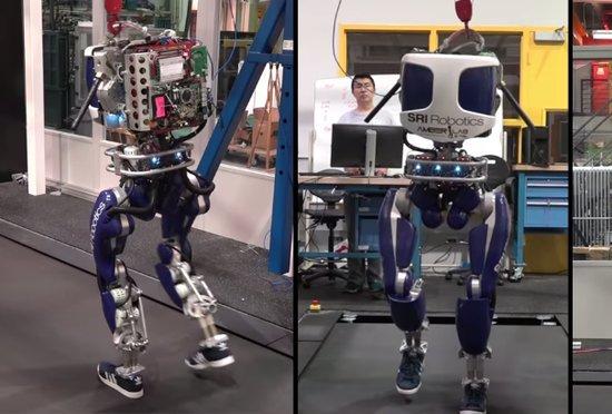 DURUS robot