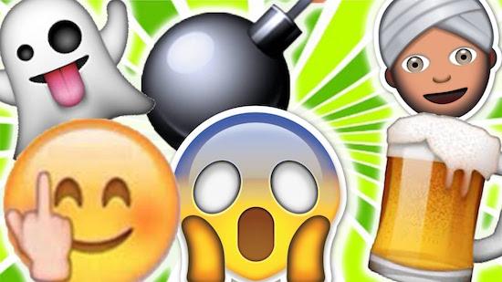 Populairste Emoji