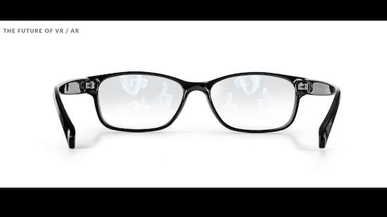 Facebook wil dat nieuwe VR-bril lijkt op echte bril