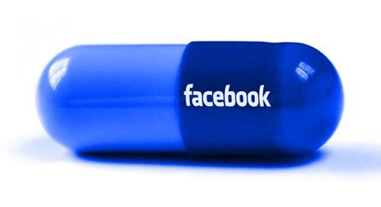 'Facebook heeft hetzelfde effect op je hersenen als cocaïne