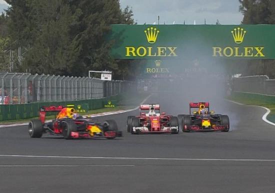 De 11 beste inhakers op de fittie tussen Vettel en Verstappen