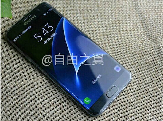 Galaxy S7 opnieuw gelekt