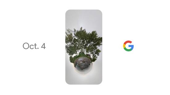 aankondigingen google event