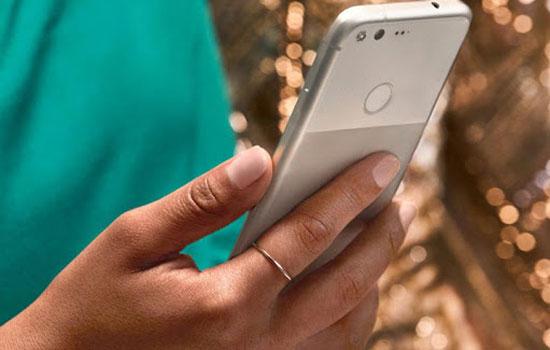 Google telefoon Pixel