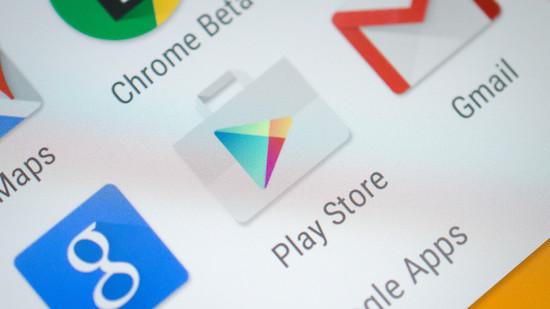 Google Play twee keer zo populair als de App Store