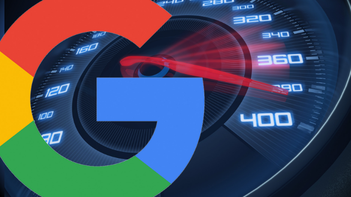 Google snelheid