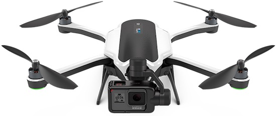 gopro camera drone