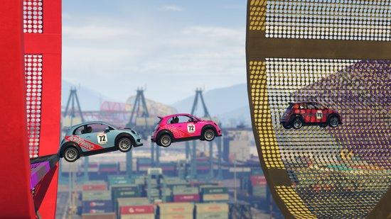 GTA Online Stunts