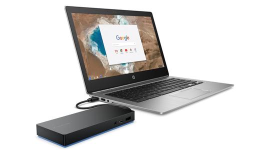 Nieuwe Chromebook HP dunner en lichter dan een Macbook