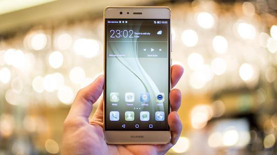 Huawei-toestellen steeds populairder