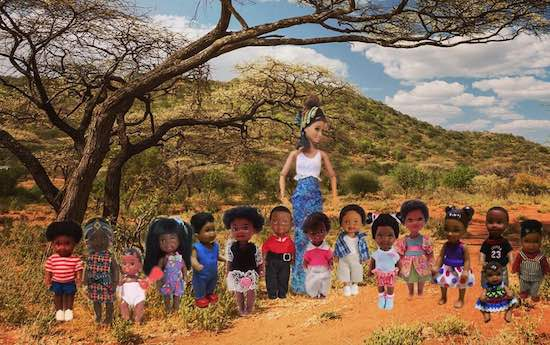 Barbie Savior