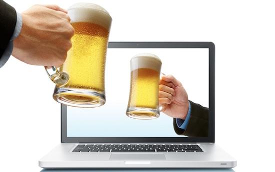 online alcohol verkoop