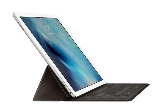 Krak, iPad verplettert Surface